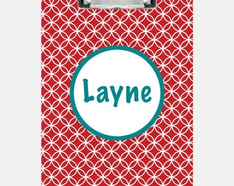 Bubbles Clipboard | Personalized Clipboard | Teacher Clipboard | School Clipboard