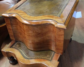 Victorian stepped commode