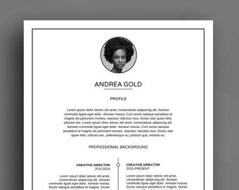 resume with portfolio