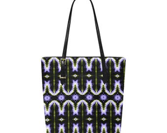 PAPUA NEW GUINEA Bilum Inspired Design Tote