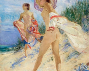 Sandscape Perfume Oil - Sand, Ocean, Aquatics, Beachgrass, Suntan Lotion