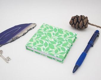 Mini Book Nature Notebook Casebound Journal