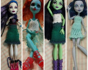 Monster High / Ever After High Doll Custom Outfit