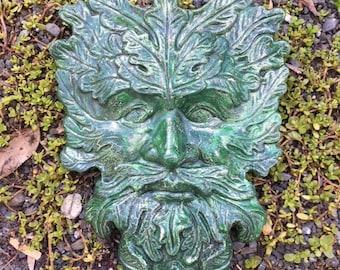 Pagan Green Man