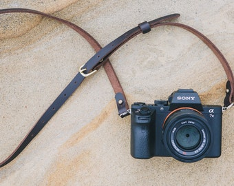 HUMBOLDT - Adjustable Neck/Cross-Body Camera Strap