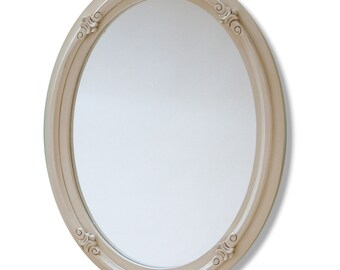 Round Mirror 91 x 66 cm (36 x 26 Inches)