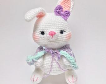 PRECIOUS Bunny 2.0, bunny pattern, bunny amigurumi, easter bunny amigurumi, bunny amigurumi pattern, precious pattern