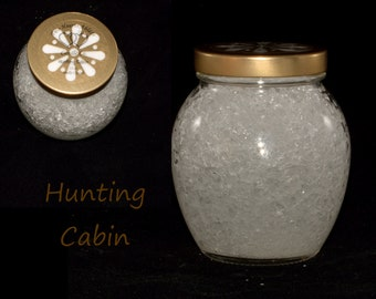 10oz Hunting Cabin Smelly Jar