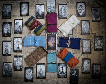 The Wheel of Fortune Tarot Project - Major Arcana Deck