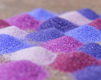 Colored Sand - Wedding Unity Sand - Bright Colored Sand - Sand Ceremony - Craft Supplies - Kids Crafts - Wedding Supplies - Beach Wedding