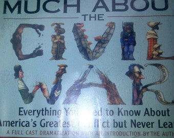 Don't Know Much About the Civil War Audio CD – Audiobook by Kenneth C. Davis (Author, Reader)