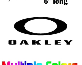 oakley stickers australia