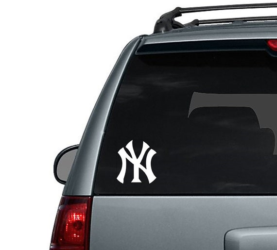 New york yankees car decal or computer decal sticker