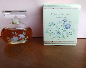 Vintage Bottle of Flora Danica Cologne Royal Copenhagen