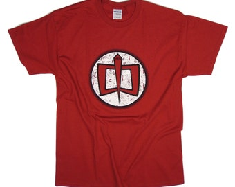End of line > Big Bang Theory inspired T-Shirt Sheldon > GREAT AMERICAN HERO >  Clearance