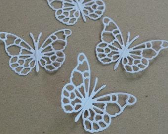 50 pcs Die Cut Butterflies - Small