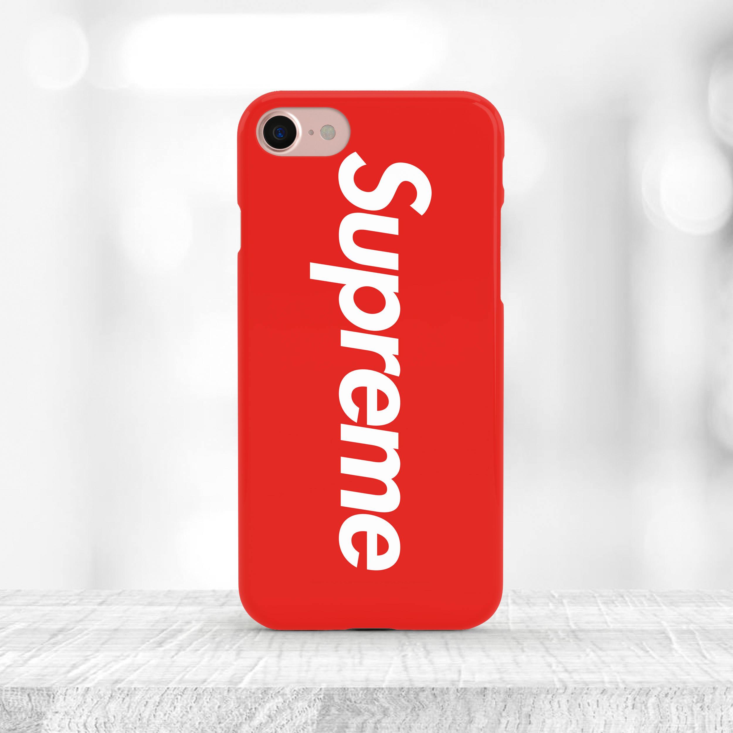 Supreme Iphone  Plus Case