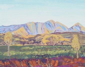 Macdonell Ranges