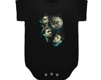 Three Supernatural Moon Kids Tee or Onesie