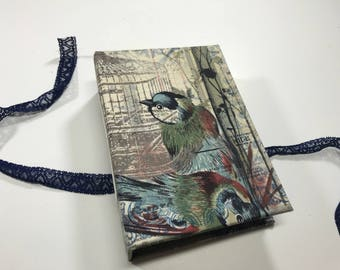 Vintage Birds Journal
