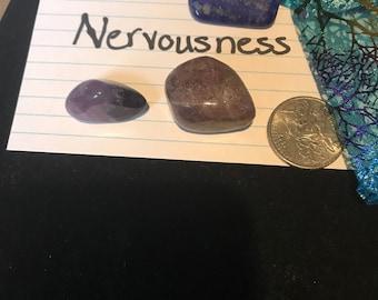 Nervousness crystal set