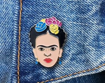 Artista de Mexico Pin, Soft Enamel Pin, Jewelry, Art, Artist, Stocking Stuffer, Gift (PIN7)