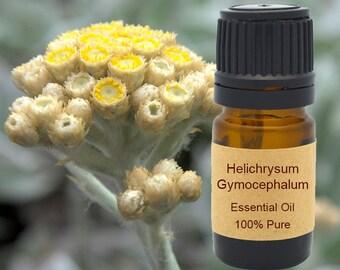 Helichrysum Gymocephalum Essential Oil 5 ml, 10 ml or 15 ml