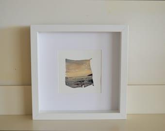 Polaroid Emulsion lift