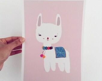 Print- Pompom Baby-
