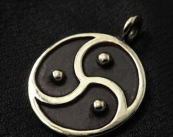 Bronze BDSM pendant