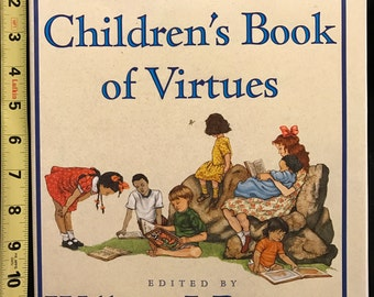 The Children's Book of Virtues, First Edition