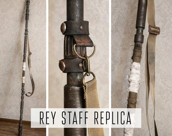 Star Wars Rey Staff Replica for Cosplay
