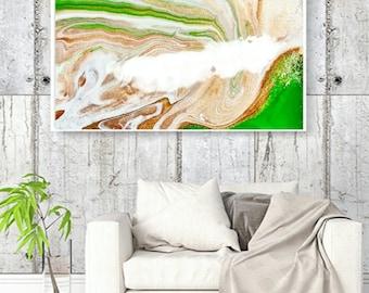 Home interior wall art