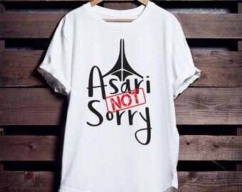 Asari Not Sorry