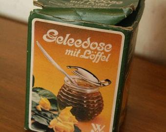Vintage WMF Honey pot