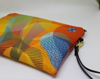 Neoprene Clutch Bag | Small Bag | Handmade Bag | Colored Clutch | Vegan Bag | Vegan Clutch Bag | Small Bag | Wrist Clutch