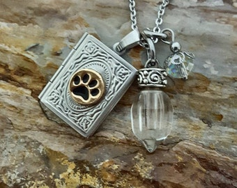 jared zm jar lockets silver sterling en print locket jaredstore mv paw heart necklace