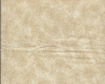 New Beige Texture 100% cotton fabric by the Quarter yard