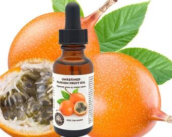 Virgin Passion Fruit (Maracujá) Oil (organic, undiluted, unrefined)