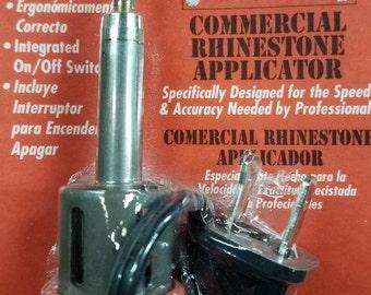 Kandi's®  COMMERCIAL 17W ~ 120AC/Rhinestone Hot-fix Applicator. Model No. HF-4