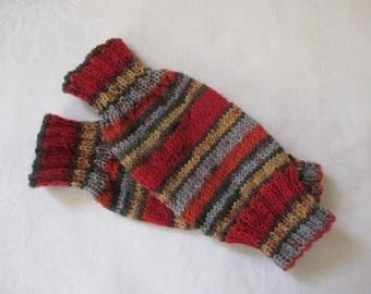 Babystulpen Babylegs mit Schurwolle Länge ca. 20 cm Breite ca. 8,5 cm
