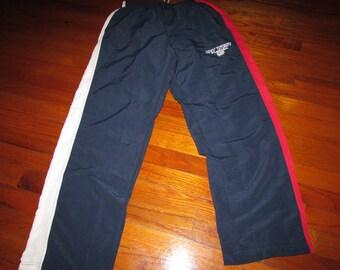 Vintage SurfStyle Key West Florida ColorBlock pants
