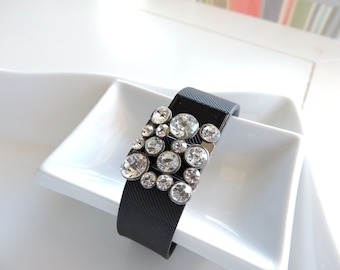 Fitbit Band Bling ~ Fitbit Charge and Charge HR Slide-on Accessory Charm - Lovin' the Bling So cute Great Gift