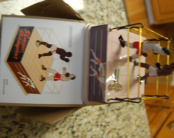 TIN TOY--Boxing Ring Classic-1920's style  - Must see- New in Box