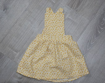 Size 12-24 month Ready to ship pinafore dress