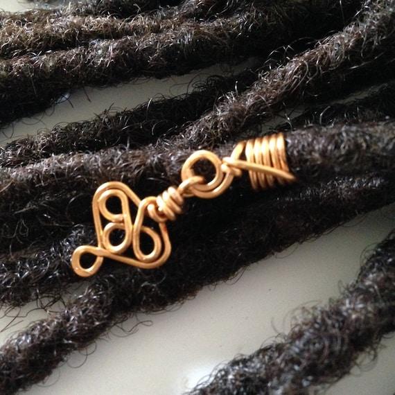 Dreadlock Braid Twist Hair Bead Dread Locs Jewelry Natural Hair Gift