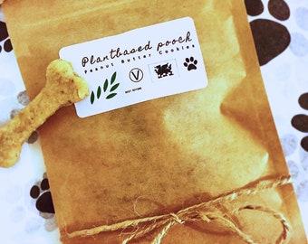 Peanut Butter Cookies Standard Bag