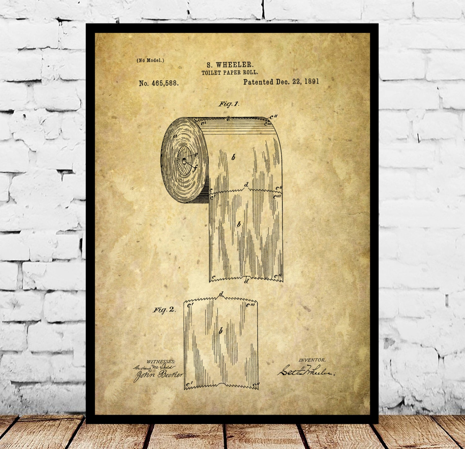 Famous Toilet Wall Decor Sketch - The Wall Art Decorations ...