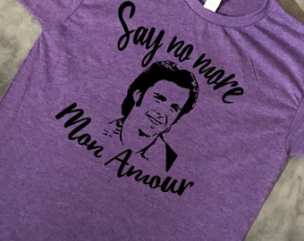 Rex Manning - Mon Amour - Empire Records - April - Funny - Toddler - Youth - Adult Tee - 90s - pop culture - cult classic