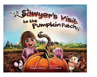 Sawyer's Visit to the Pumpkin Patch